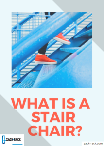 what are stair chairs infographic